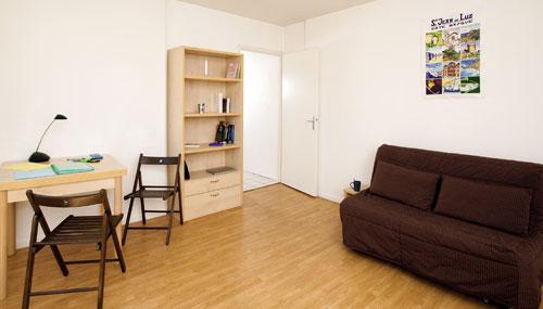 logement tudiant orleans r sidence tudiante les estudines jeanne d 39 arc. Black Bedroom Furniture Sets. Home Design Ideas