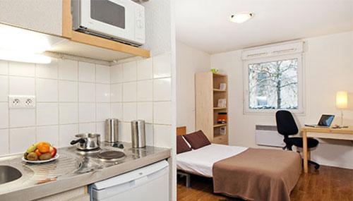 logement tudiant sotteville les rouen r sidence tudiante les estudines normandie. Black Bedroom Furniture Sets. Home Design Ideas