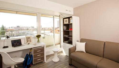 logement tudiant montreuil r sidence tudiante les estudines st mand. Black Bedroom Furniture Sets. Home Design Ideas