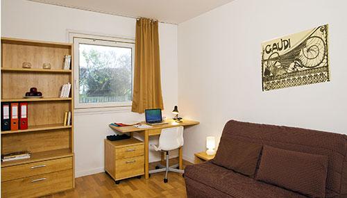 logement tudiant noisy le grand r sidence tudiante les estudines marne la vall e. Black Bedroom Furniture Sets. Home Design Ideas