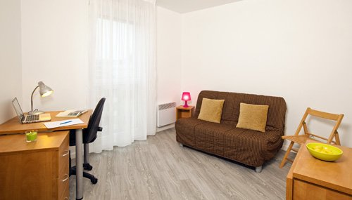 logement tudiant st ouen r sidence tudiante les estudines du landy. Black Bedroom Furniture Sets. Home Design Ideas
