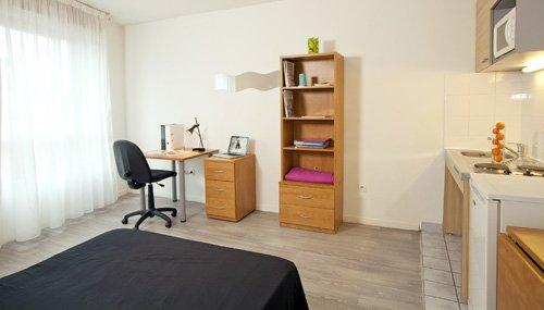 Student Housing in ST OUEN - Les Estudines du Landy Student ...
