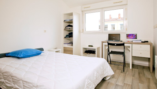 logement tudiant lyon r sidence tudiante les estudines saxe gambetta. Black Bedroom Furniture Sets. Home Design Ideas