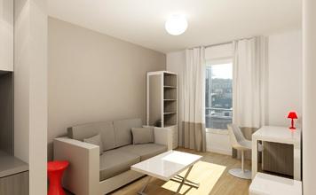 logement tudiant montpellier r sidence tudiante les. Black Bedroom Furniture Sets. Home Design Ideas