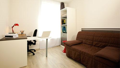 logement tudiant massy r sidence tudiante les estudines atlantis. Black Bedroom Furniture Sets. Home Design Ideas