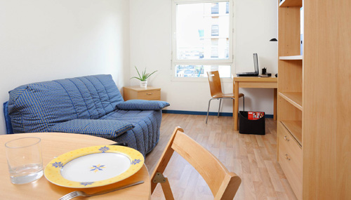 Logement tudiant nancy r sidence tudiante les for Chambre universitaire