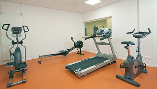 Fitness room (may differ from photograph)