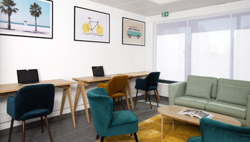 Salle Co-Working (photo non contractuelle)