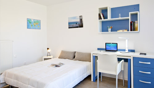 Studio - Chambre (photo non contractuelle)