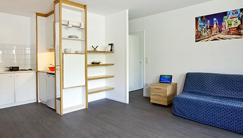 logement tudiant evry r sidence tudiante les estudines le parc. Black Bedroom Furniture Sets. Home Design Ideas
