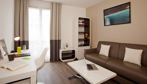 Logement tudiant paris r sidence tudiante les for Chambre crous paris
