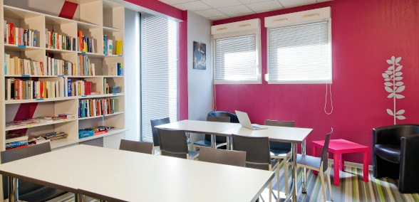 Study rooms available to renters